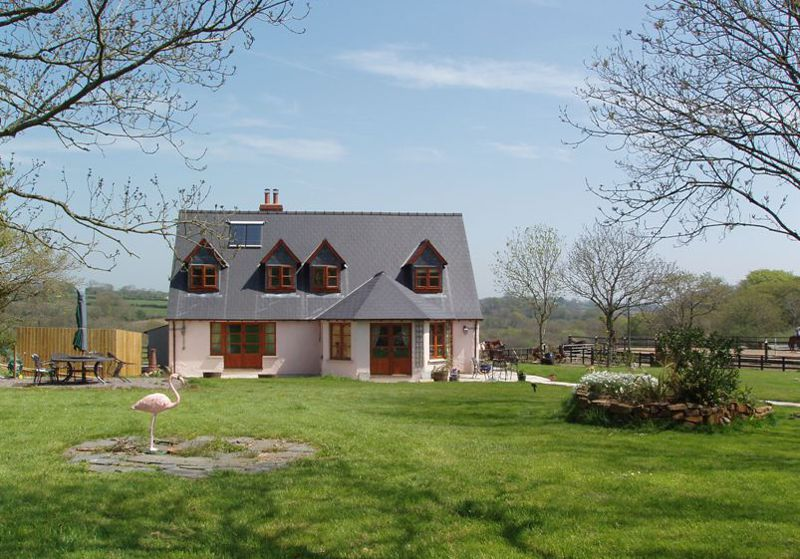 Bed and Breakfast Accommodation at Furzehill Farm
